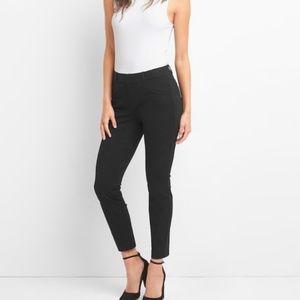 [Gap] Skinny Ankle Trouser Pant Black